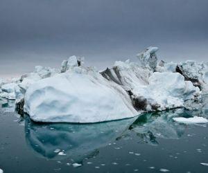 Melting polar ice has added 11.1mm (0.43